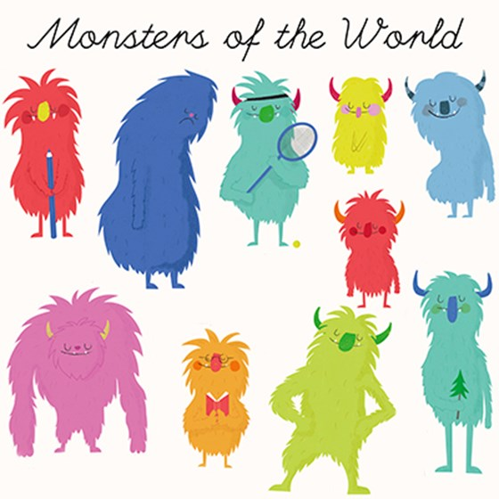 Monsters of the World