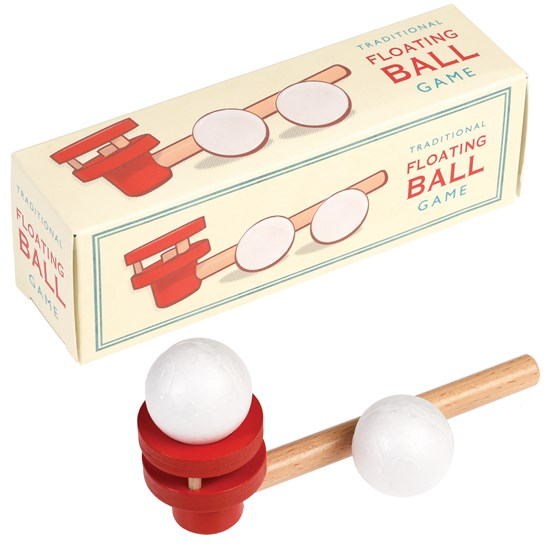 TRADITIONAL FLOATING BALL GAME