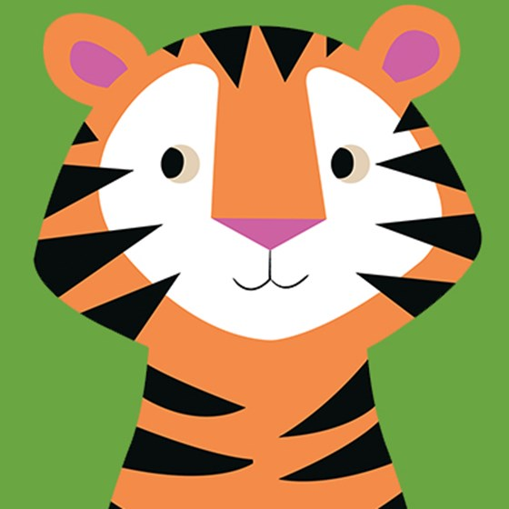Teddy The Tiger