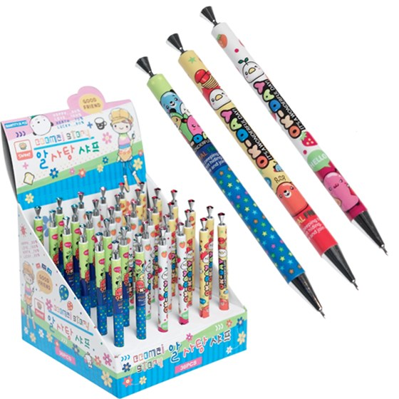 ASSORTED FUNKY JEWELLED PENS