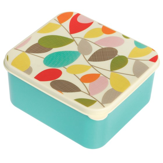 LUNCH BOX VINTAGE IVY BLUE