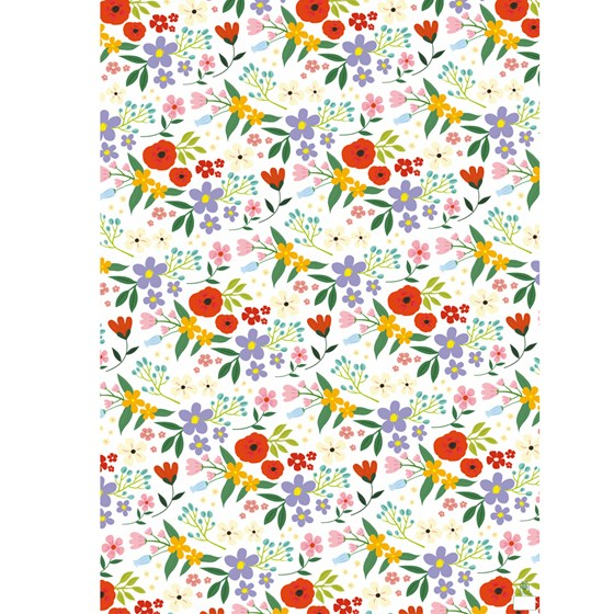 SUMMER MEADOW WRAPPING PAPER