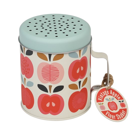 VINTAGE APPLE FLOUR SHAKER