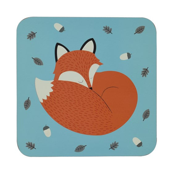 RUSTY THE FOX PLACEMAT