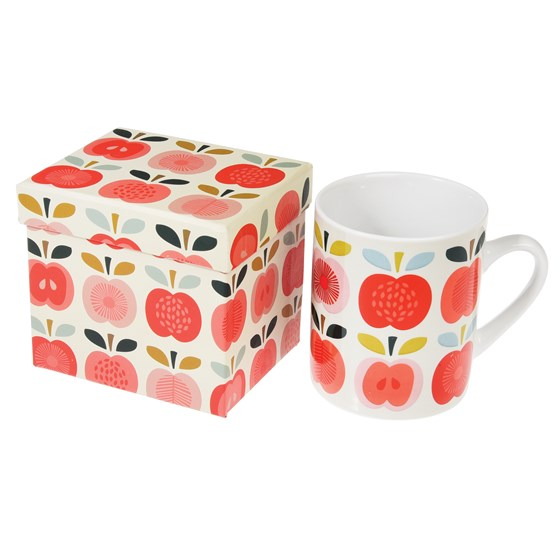 mug in a box vintage apple