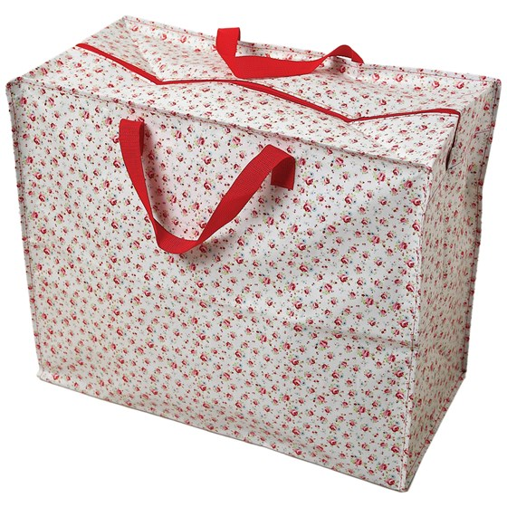 LA PETITE ROSE DESIGN JUMBO STORAGE BAG