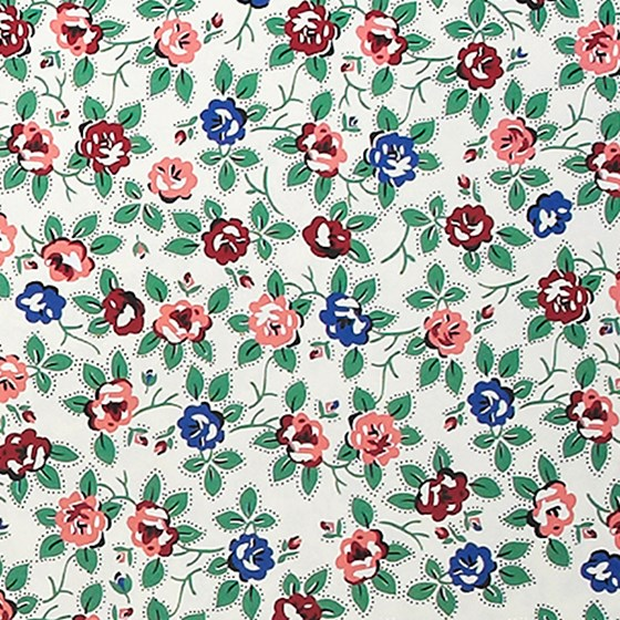 rambling rose wrapping paper