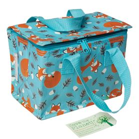rusty the fox design lunch bag