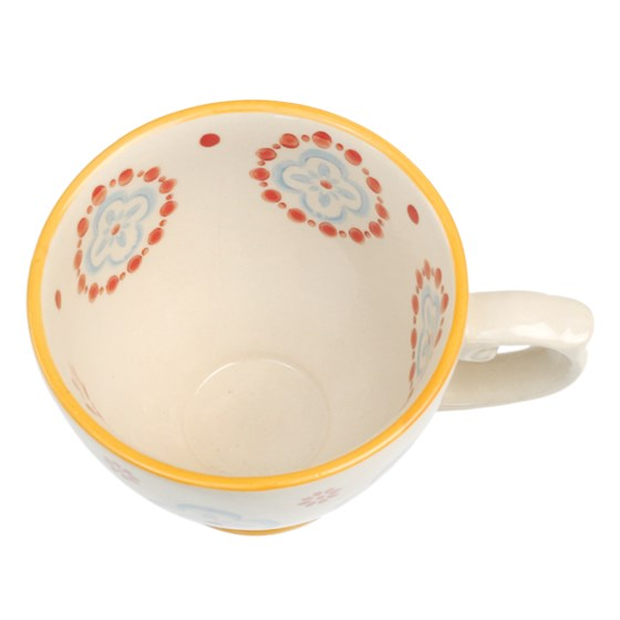 moorish tea cup cinnamon flower