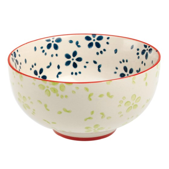 MOORISH SALAD BOWL EMMA'S DAISY