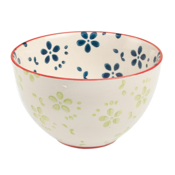 MOORISH DEEP BOWL EMMAS DAISY