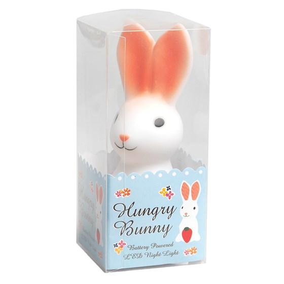 hungry bunny night light