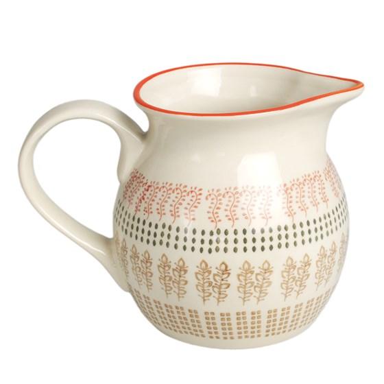 large moorish milk jug marrakesh