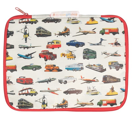 vintage transport tablet case