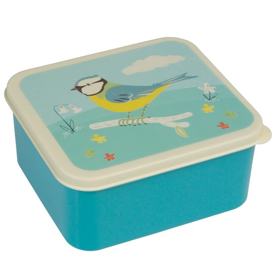 blue tit lunch box
