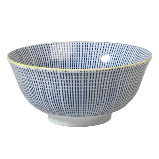 LARGE JAPANESE BOWL GRAPHIC DASH