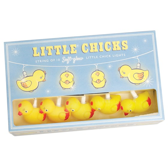 lichterkette little chicks