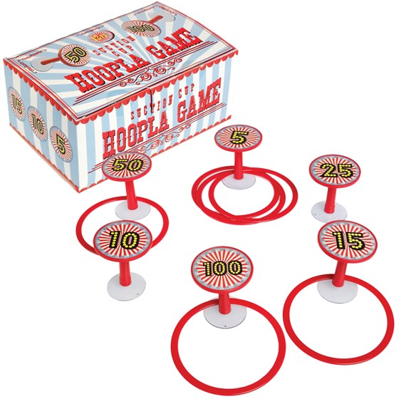 12 piece hoopla game