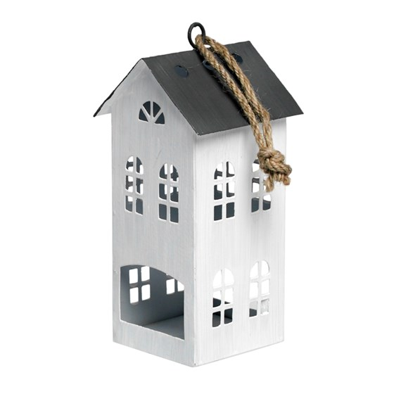 AMSTERDAM TALL HOUSE TEALIGHT HOLDER