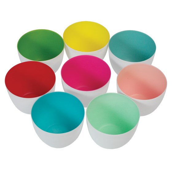 colour pop porcelain tealight holders