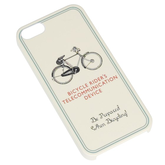 "coque pour iphone 5/5s ""bicycle"""