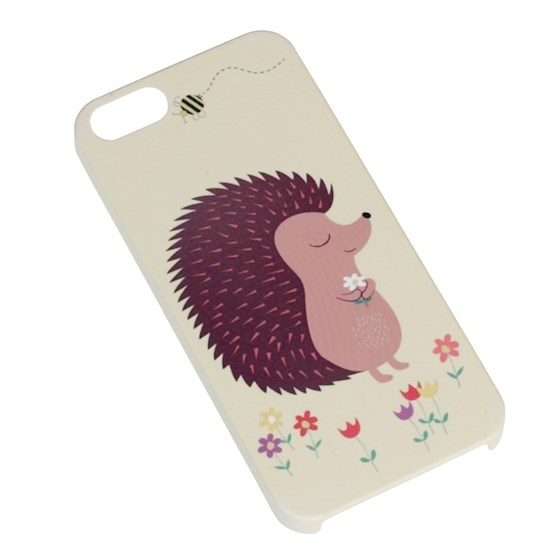 "schutzhülle für iphone 5/5s ""honey the hedgehog"""