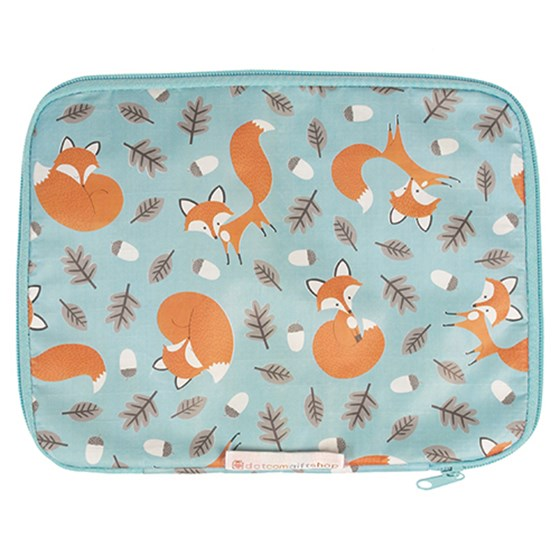 rusty the fox tablet case