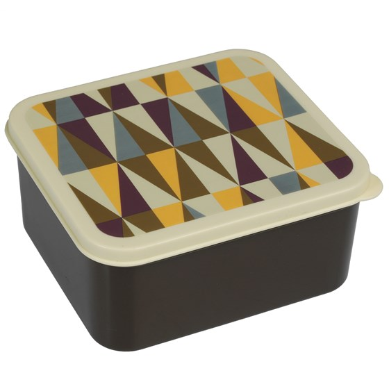 lunch box metro geometric