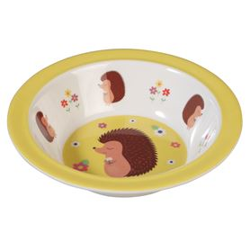 melamine bowl honey the hedgehog