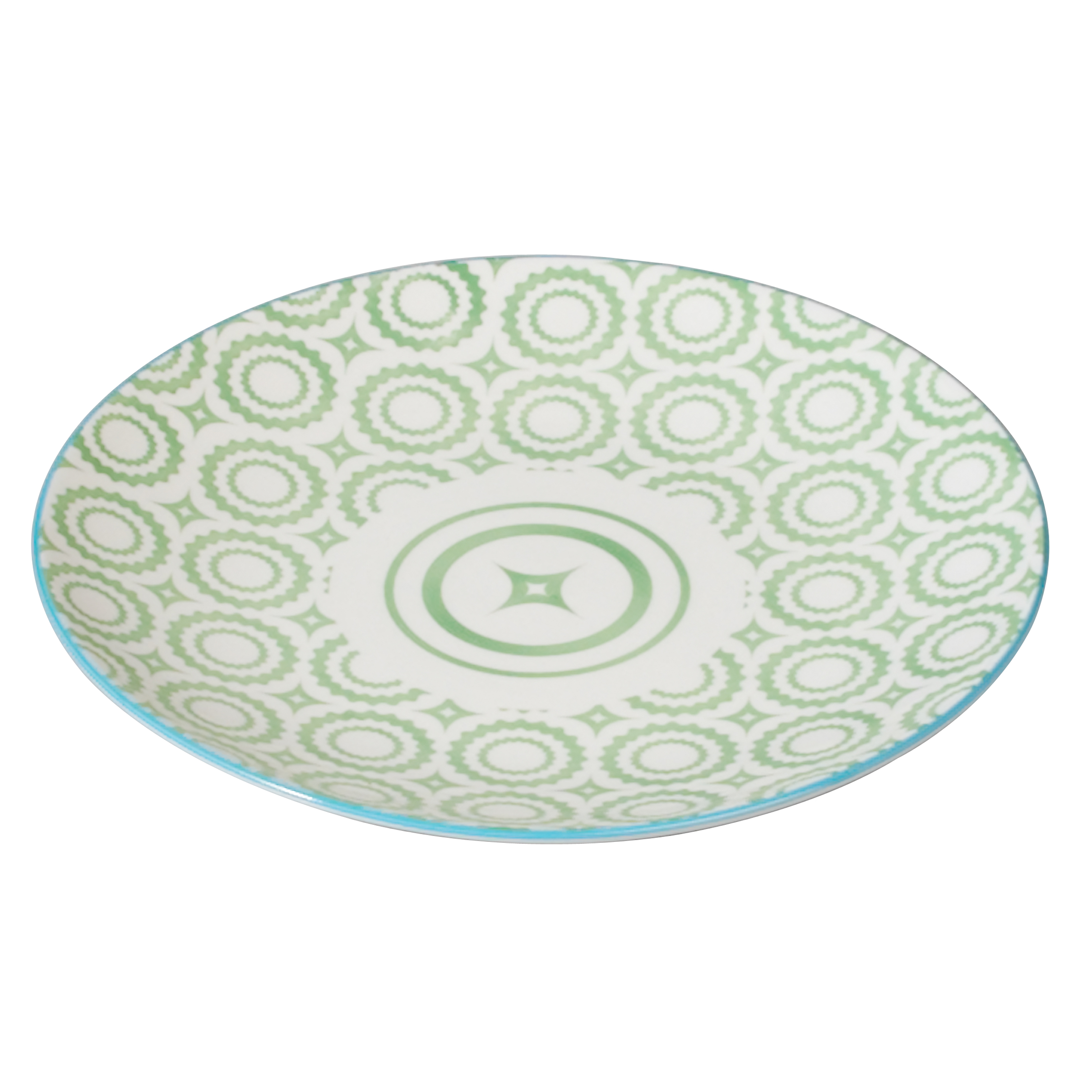 japanese side plate green circles  sc 1 st  Rex London & Plates and Bowls | Wholesale u0026 Trade | Rex London