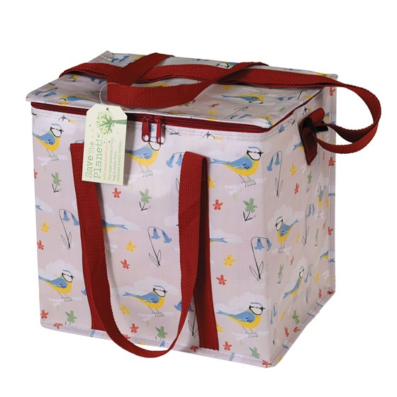blue tit picnic bag