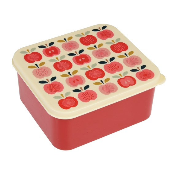 "lunch box ""vintage apple"""