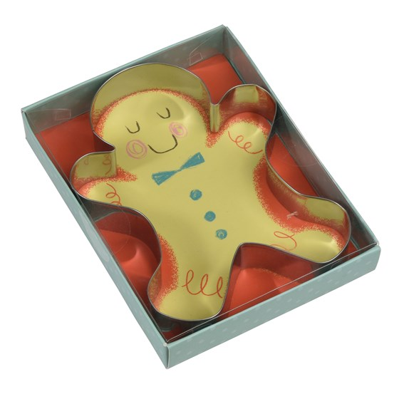 "ausstechform ""gingerbread man"""