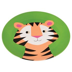 plato de melamina teddy the tiger