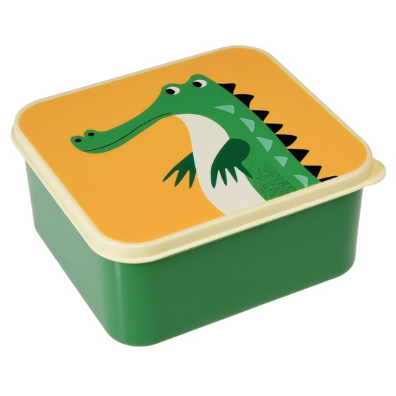 harry the crocodile lunch box