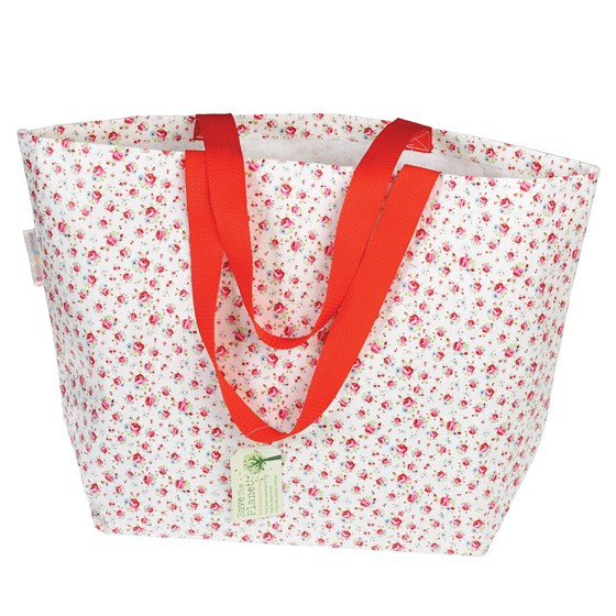 LARGE LA PETITE ROSE SHOPPING BAG