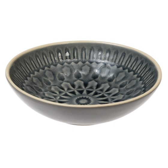grey marrakesh dish