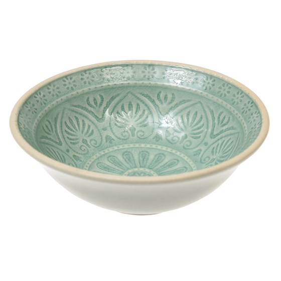 MARRAKESH MINT GREEN MEZZE DISH