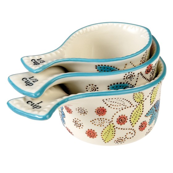 SET OF THREE MEASURING CUPS