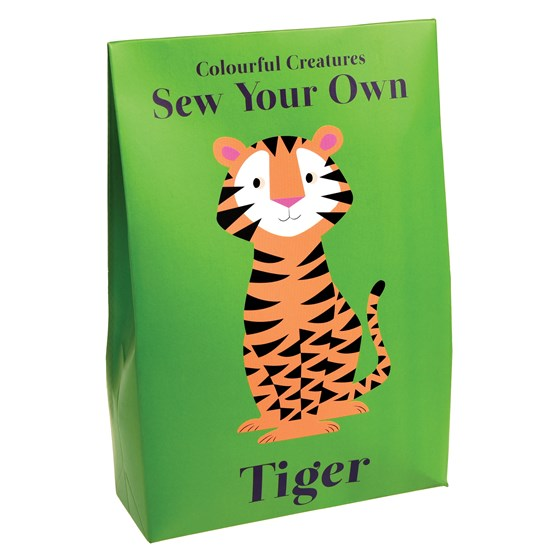 sew your own tiger