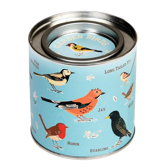 GARDEN BIRDS SCENTED CANDLE