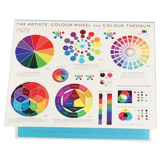 archivador 'colour wheel'