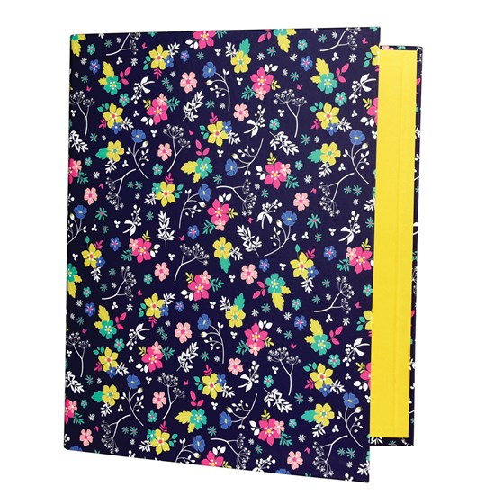 ditsy garden ring binder