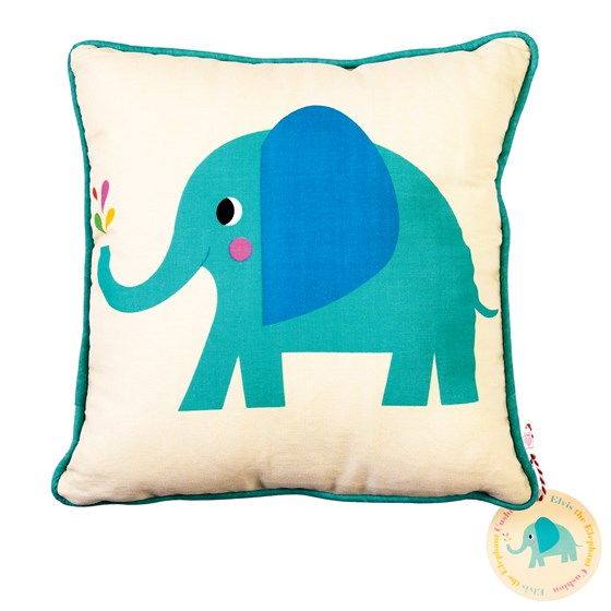 elvis elephant cushion with pad