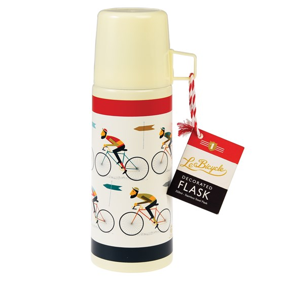 "thermosflasche ""le bicycle"""