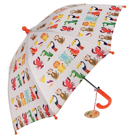 "parapluie enfant ""colourful creatures"""