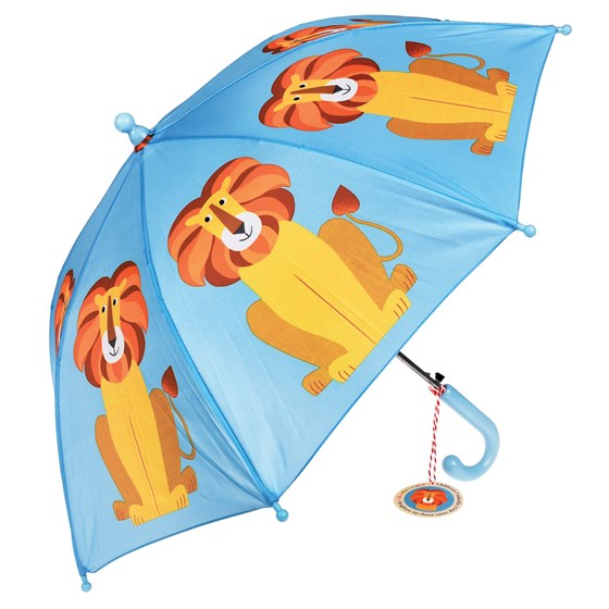 CHARLIE THE LION CHILDREN'S UMBRELLA