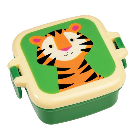 tiger mini snack pot