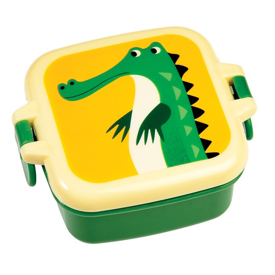 HARRY THE CROCODILE MINI SNACK POT