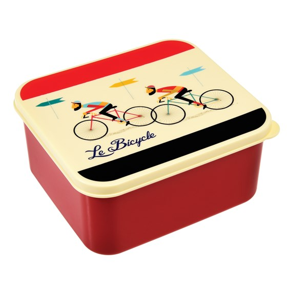 "lunch box ""le bicycle"""